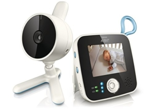Philips Avent SCD610 Video Babyphone mit Kamera von Philips