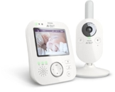 Philips Avent SCD630/26 Video-Babyphone, 3,5 Zoll Farbdisplay - 1