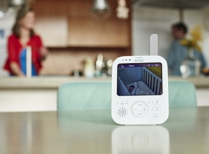 Babyphone mit Kamera - Philips Avent SCD630/26 Video