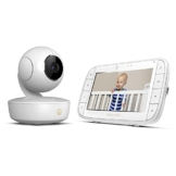 "Motorola MBP36 X L Video Baby Monitor mit tragbar batteriebetrieben Kamera, 12,7 cm ""UK power plug"" - 1"
