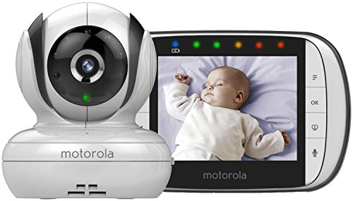 Motorola MBP36S Digital Video Baby Monitor - 1