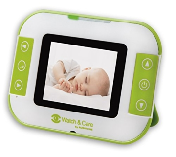 Audioline, Watch and Care V140, Video-Babyphone mit Nachtlicht und Gegensprechfunktion - 2