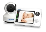 Luvion ESSENTIAL - Digitales Video-Babyphone / Überwachungsgerätmit 3,5 Zoll Farbbildschirm (UK IMPORT) - 1