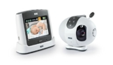 NUK Eco Control+ Video Max 410, digitales Babyphone mit Kamera, Sternenprojektion, frei von hochfrequenter Strahlung im Eco-Mode - 1
